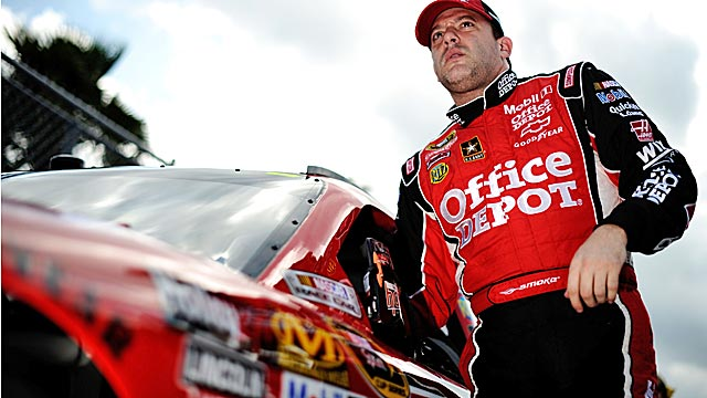 Stewart is relaxed heading into the season, which could be a bad sign for his competition. (Getty Images)