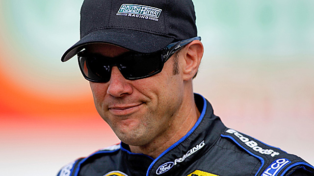 Kenseth has yet to confirm speculation that he is leaving to join Joe Gibbs Racing. (Getty Images)