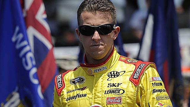 AJ Allmendinger was suspended by NASCAR on Saturday for failing a random drug test. (US Presswire)