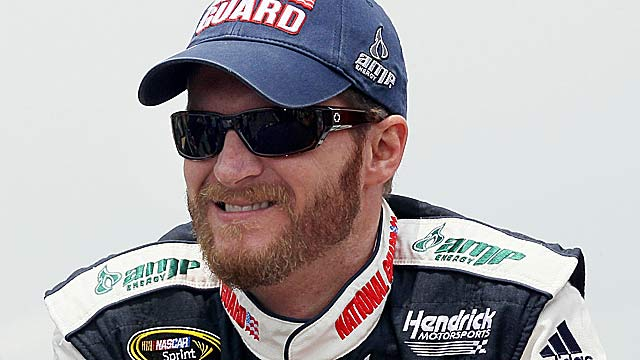 Dale Earnhardt Jr. missed two races after suffering his latest concussion at Talladega on Oct. 7. (Getty Images)