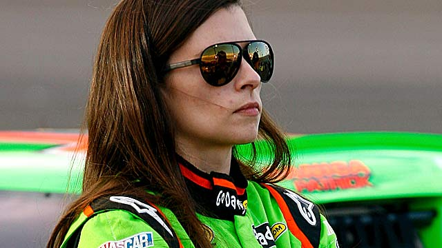 Danica Patrick says the breakup with Paul Hospenthal -- who is 17 years older -- is 'amicable.' (Getty Images)