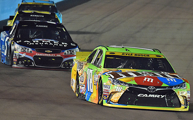 Kyle Busch will have a shot at his first Sprint Cup championship next week. (USATSI)