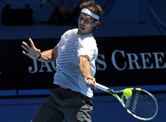 Nadal has been outspoken recently on a number issues, including scheduling. (Getty Images)