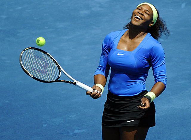 In capturing the Madrid Open, Serena remains unbeaten in her last 13 matches on clay. (Getty Images)