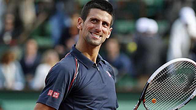 Novak Djokovic is looking for his second career Wimbledon title. (Getty Images)