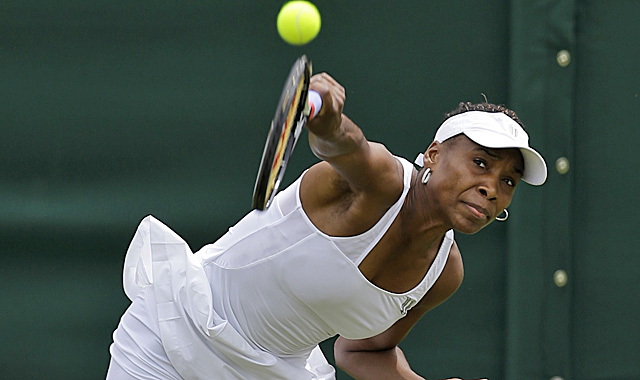 Williams is unable to turn the match around after dropping the first five games. (AP)