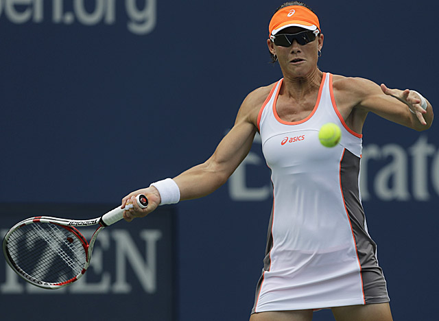 Stosur opens her title defense in Arthur Ashe Stadium vs. Croatia's Petra Martic. (Getty Images)