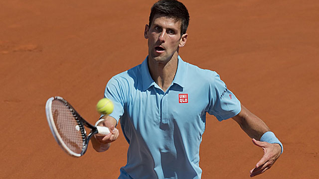 Novak Djokovic is trying to complete a career Grand Slam and reclaim No. 1 in the world. (USATSI)
