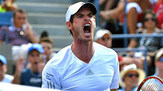 US Open: Murray moves on