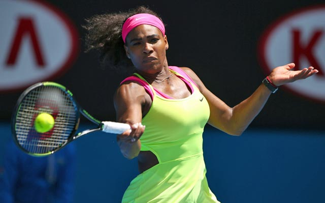 Serena rallies past Muguruza, reaches Aussie Open quarterfinals