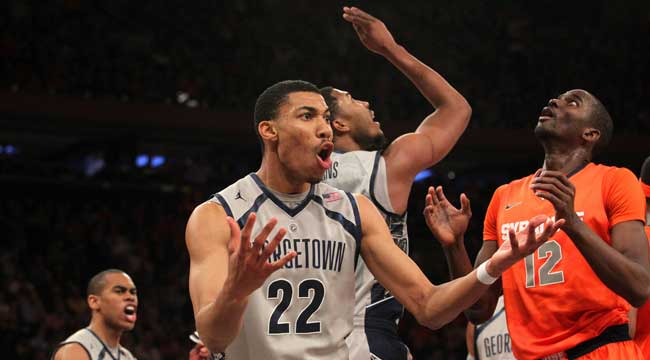 Georgetown's Otto Porter is the CBSSports.com Big East Player of the Year. (USATSI)
